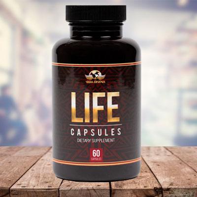 capsulas life