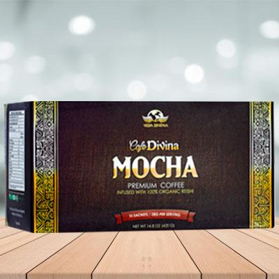 vida divina cafe mocha