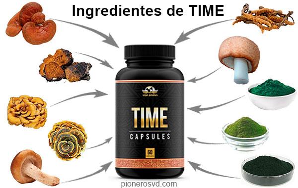 capsulas time vida divina