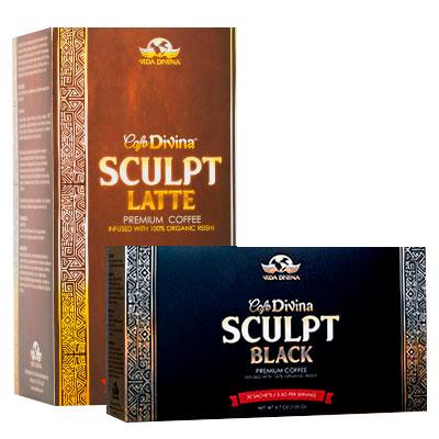 cafe sculpt vida divina