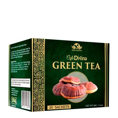 green tea vida divina