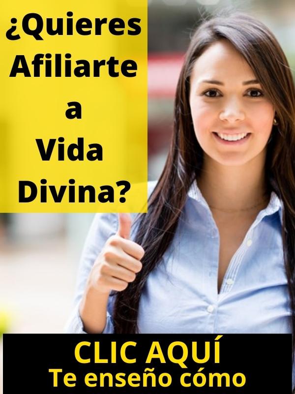 vida divina afiliacion