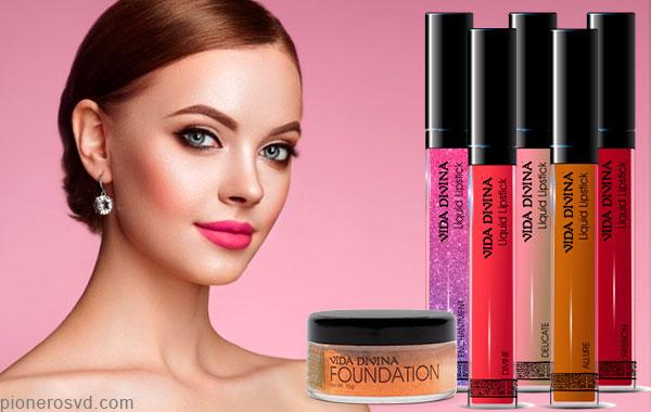 maquillaje vida divina
